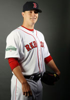 Andrew Bailey - Boston Red Sox 100 Years