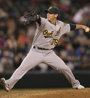 Craig Breslow, Oakland Athletics