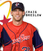 Craig Breslow as Pawtucket All-Star